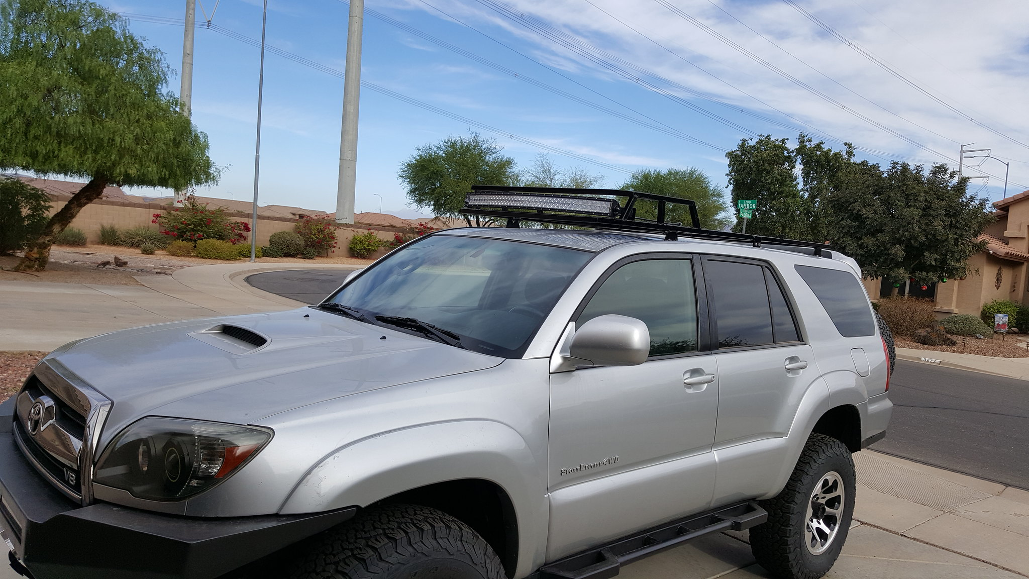 Build My Rack >> I Finished Building My New Roof Rack Expedition Portal