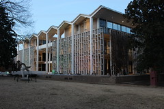 Memphis College of Art Rust Hall
