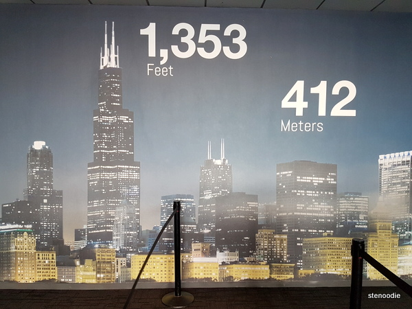 Willis Tower facts