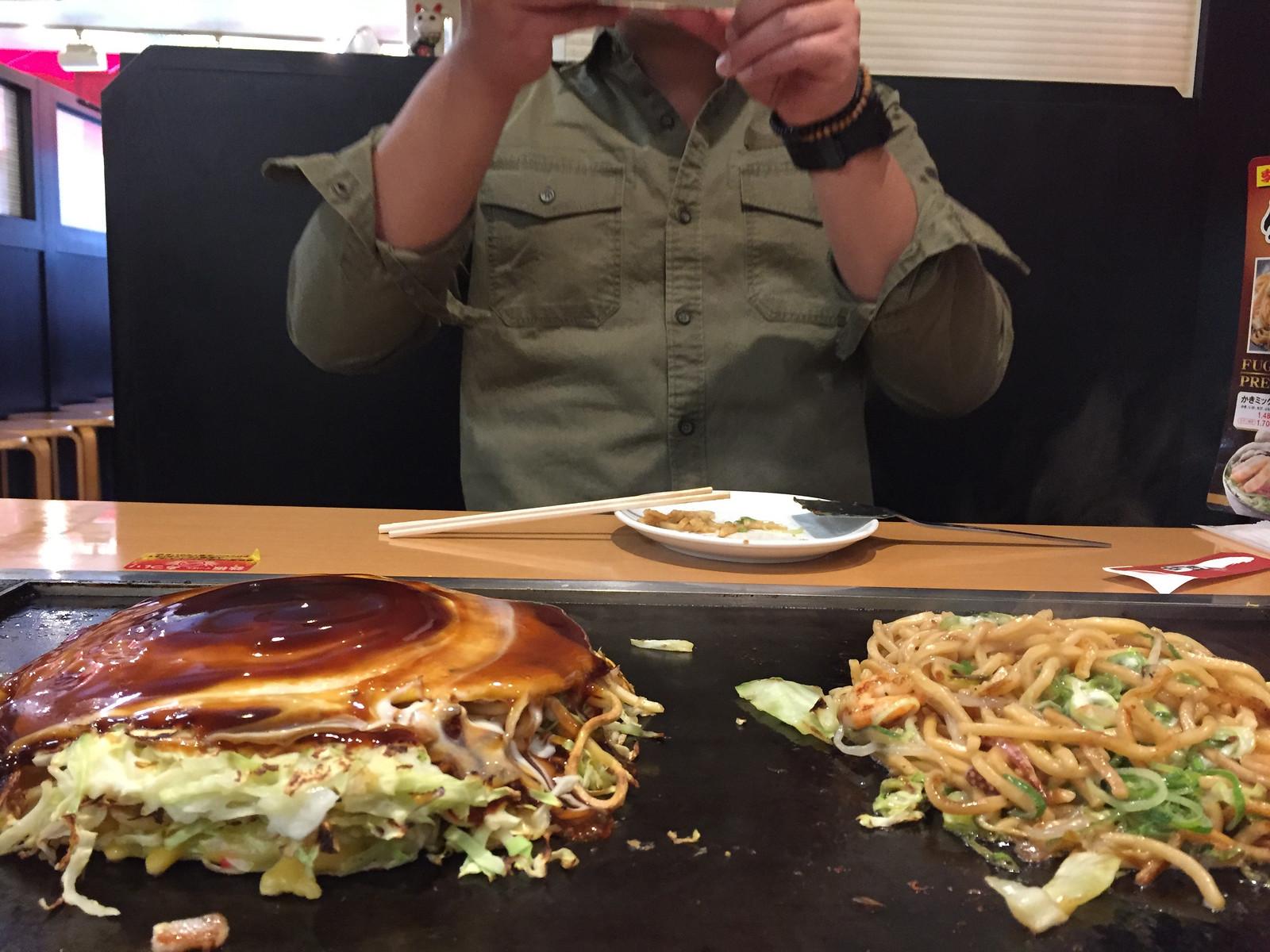 36. Okonomiyaki