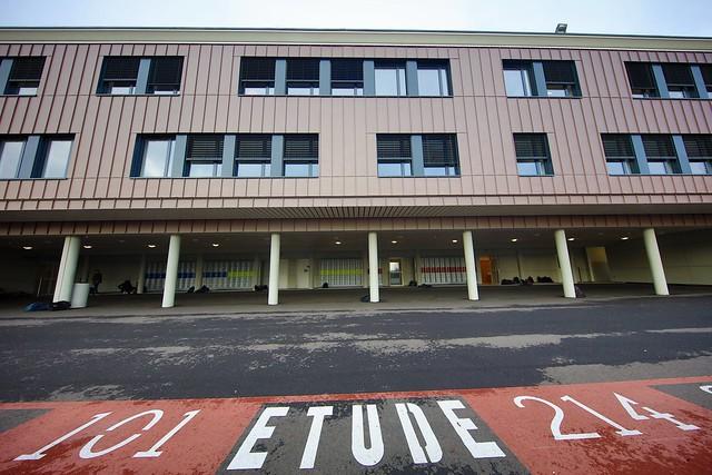 Collège René Descartes à Fontenay-le-Fleury