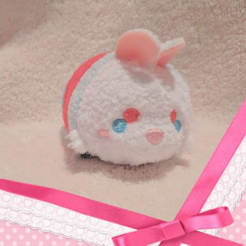 White Rabbit Tsum Tsum