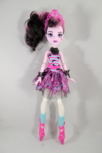 Monster High Ballerina Dolls Review