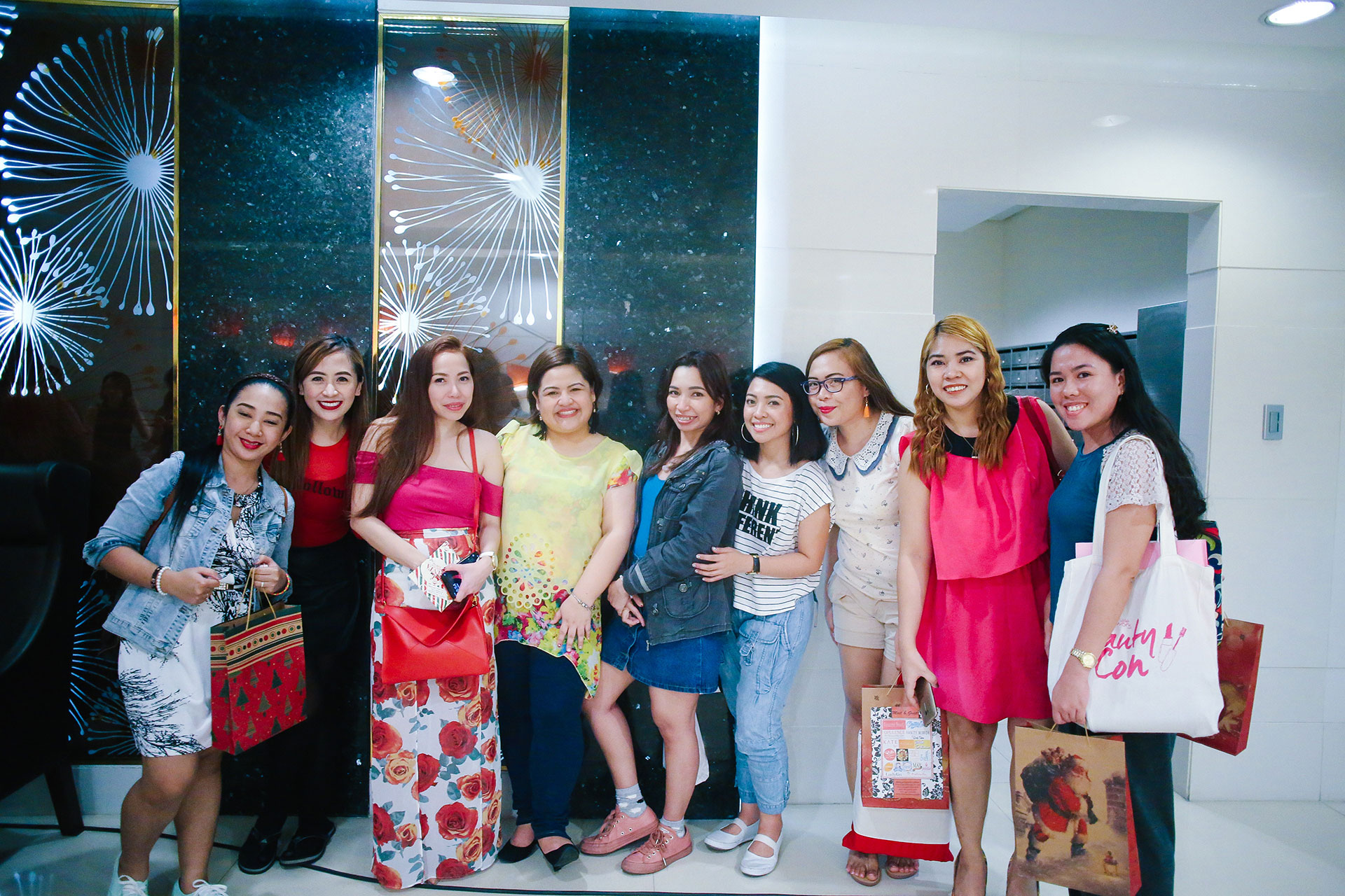 25 Blogger Babes Meet and Greet - Lifestyle Bloggers Philippines - Gen-zel She Sings Beauty
