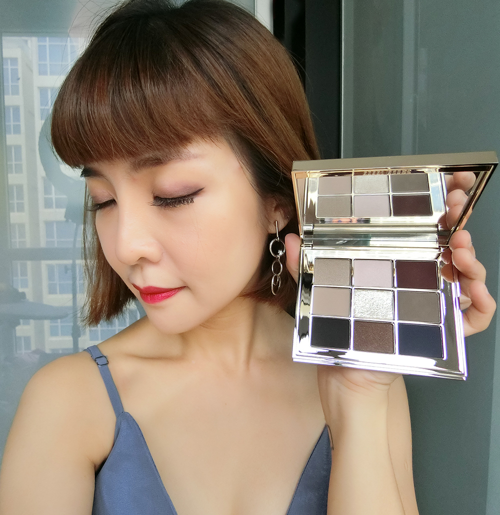 Bobbi Brown Caviar and Rubies Eyeshadow Palette XInyi Cyndi Soh