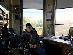 Bill Dickinson sits down for interview with KING 5's Evening