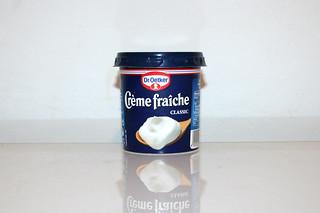 02 - Zutat Creme fraiche / Ingredient creme fraiche