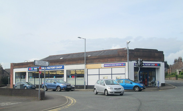 Lockerbie Corner Shop