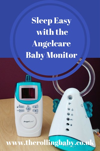 Sleep Easy with the Angelcare Baby Monitor (1)