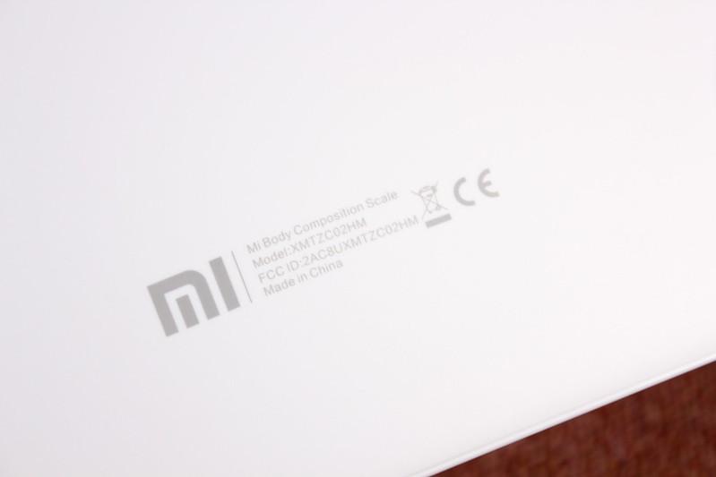 Xiaomi 体重計 開封レビュー (15)