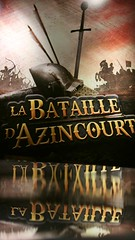 Azincourt Visitor Center Poster