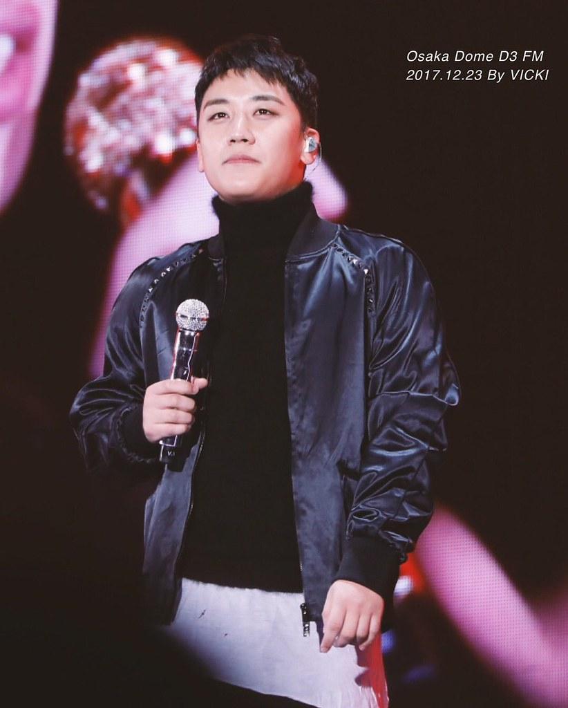 BIGBANG via pandariko - 2017-12-23 (details see below)