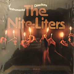 THE NITE-LITERS:INSTRUMENTAL DIRECTIONS(JACKET A)