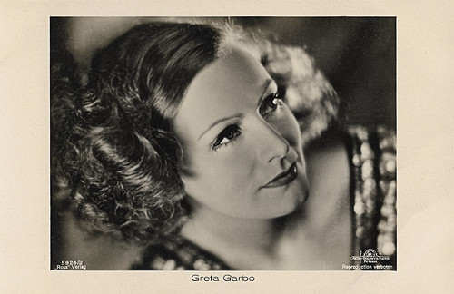 Greta Garbo in Inspiration (1931)