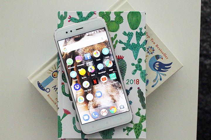 Mijn nieuwe gsm: Xiaomi Mi A1