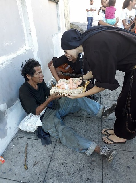 Natal dos Pobres em El Salvador