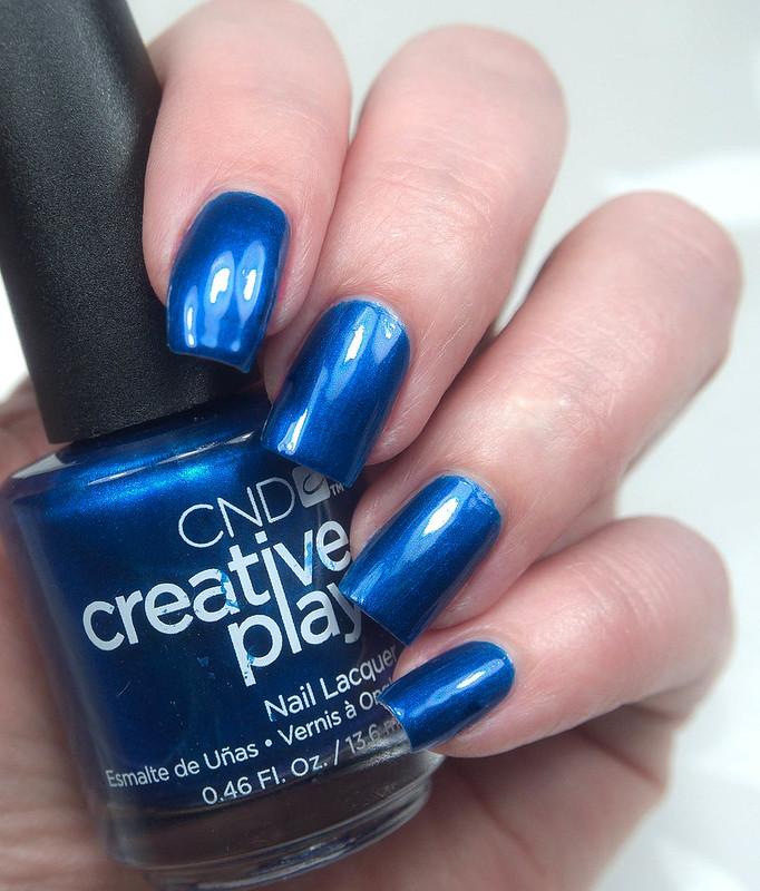 CND Stylish Sapphire