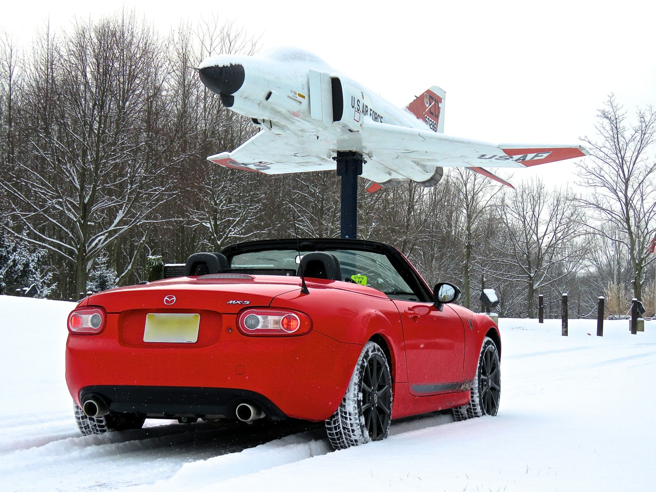 Miata Club Ace Snow 1