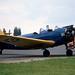 Fairchild PT-23A Cornell N49272 North Weald 13-5-89