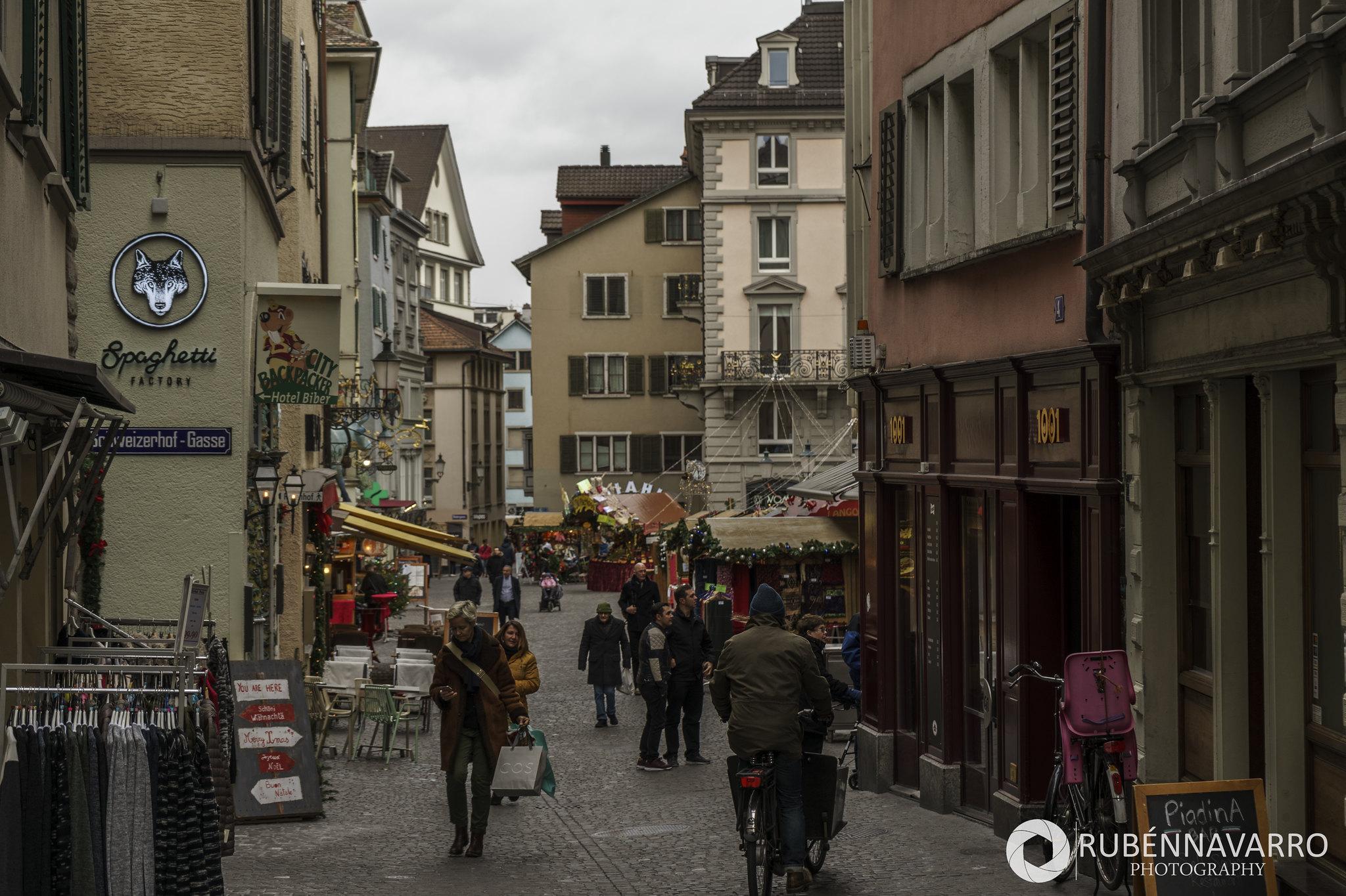 Qué visitar en Zúrich