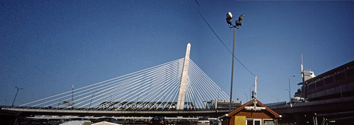 Zakim Bridge - Kodachrome (4)