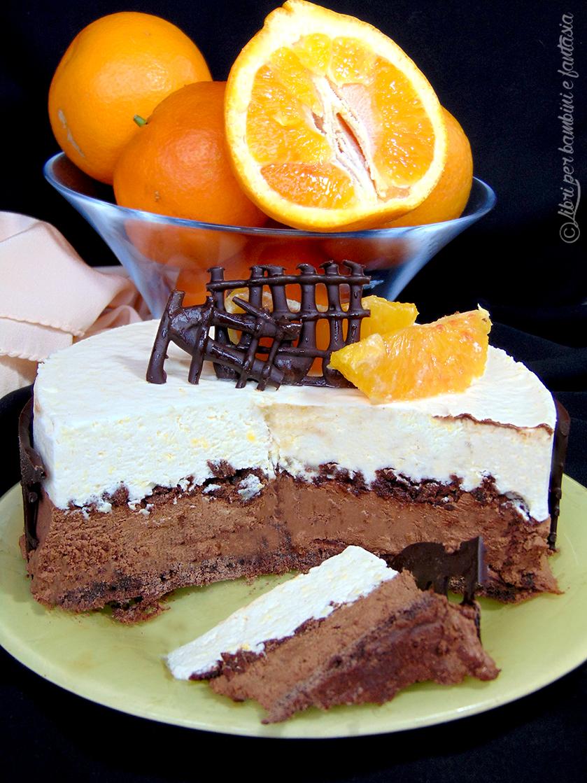 torta mousse cioccolato e arancio8