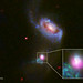 Researchers Catch Supermassive Black Hole Burping - Twice