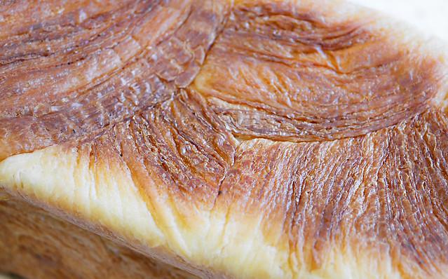 眠らないパン屋 モンシェール デニッシュ食パン