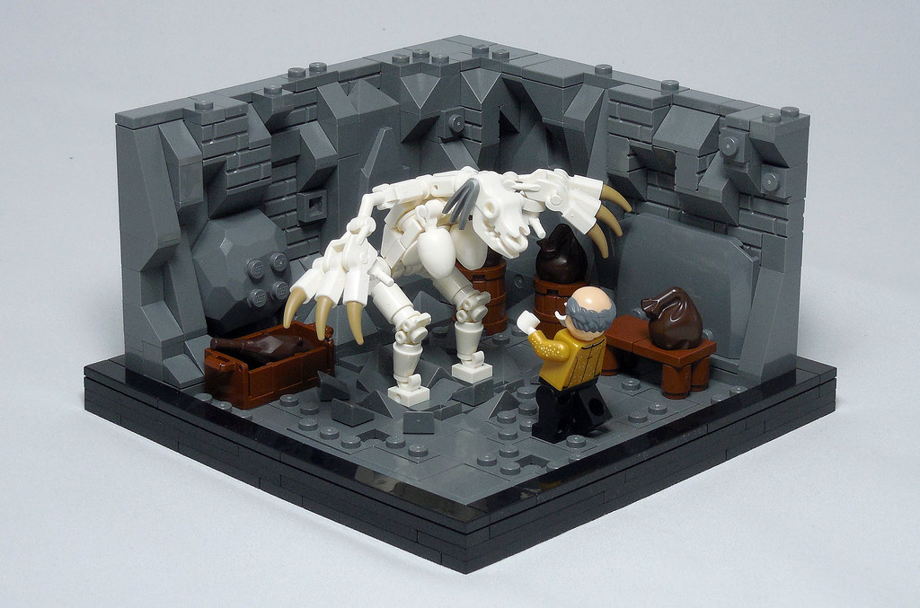 LEGO® MOC by Vitreolum: Braindead / Dead Alive (1992)