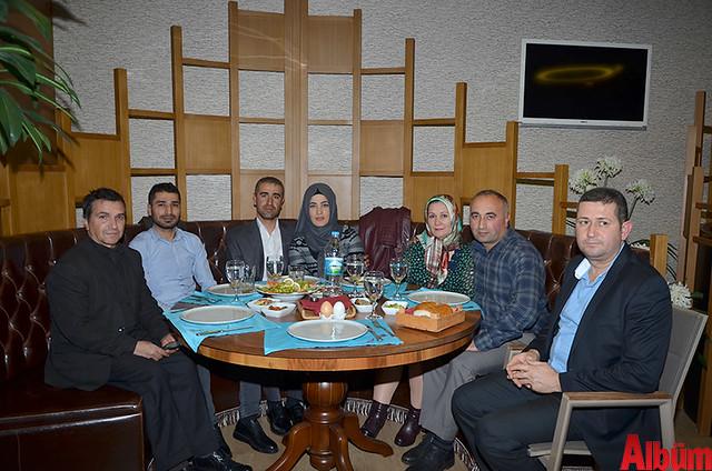 Mustafa Çomru, Mehmet Gökbayrak, Burhan Kalaycı, Neslihan Kalaycı, Sevdiye Yıldırım, Levent Yıldırım, Kadir Tan