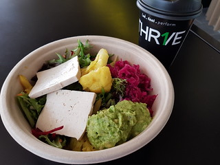 Custom Bowl from Thrive