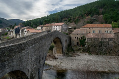A bridge in Olargues