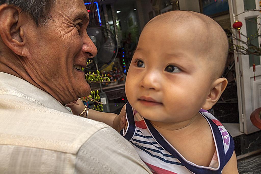 Abandoned baby ritual--Saigon 4