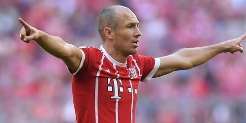 Bintang Bayern Robben menguraikan rencana masa depan