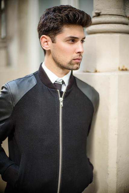 Male Agency Model - London