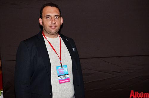 Alanyam Organizasyon sahibi Osman Albayrak