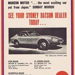 Tue, 2018-01-16 12:47 - Datsun 240Z 1971