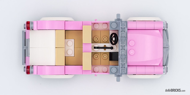 Review LEGO 10260 Downtown Diner