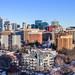 Mid-day cityscape, Edmonton