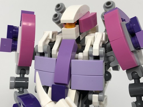 Lego Mech Army Squad 2018 Mobile Suit