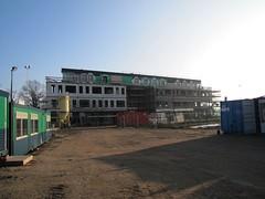 Nieuwbouw Citadel College