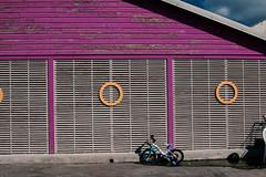 Martinique purple Warehouse