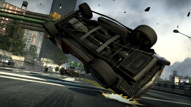 Burnout Paradise Gets a PS4 Remaster March 16 – PlayStation Blog