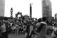 Car Free Day Jakarta Indonesia