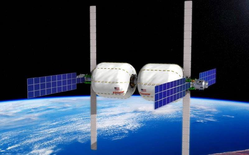 Bigelow Aerospace a l'intention de lancer et de vendre ses propres stations spatiales