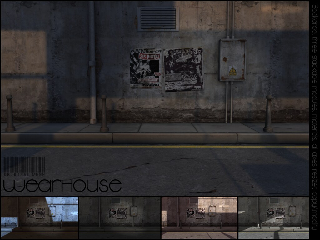 ★StreetBackdrop/Plaster - TeleportHub.com Live!