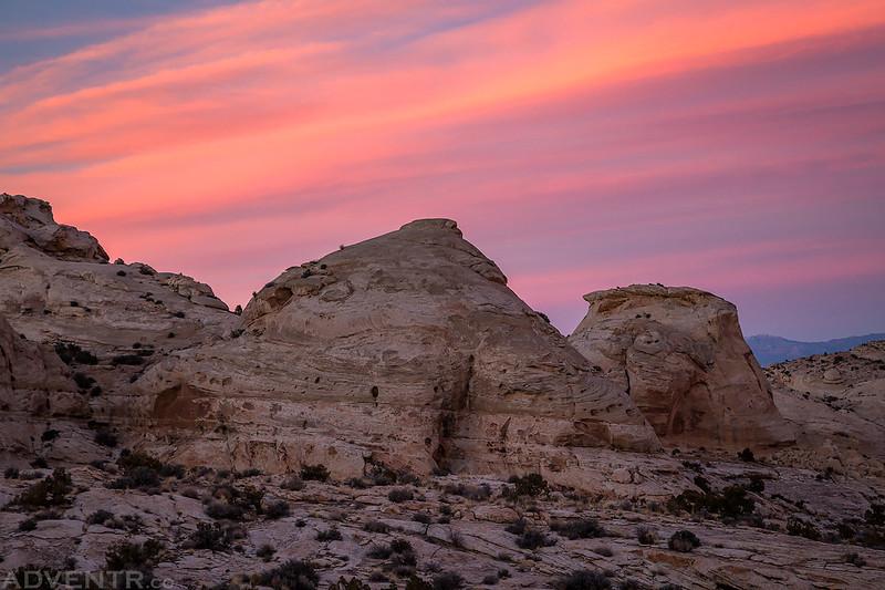 Reef Sandstone Sunset