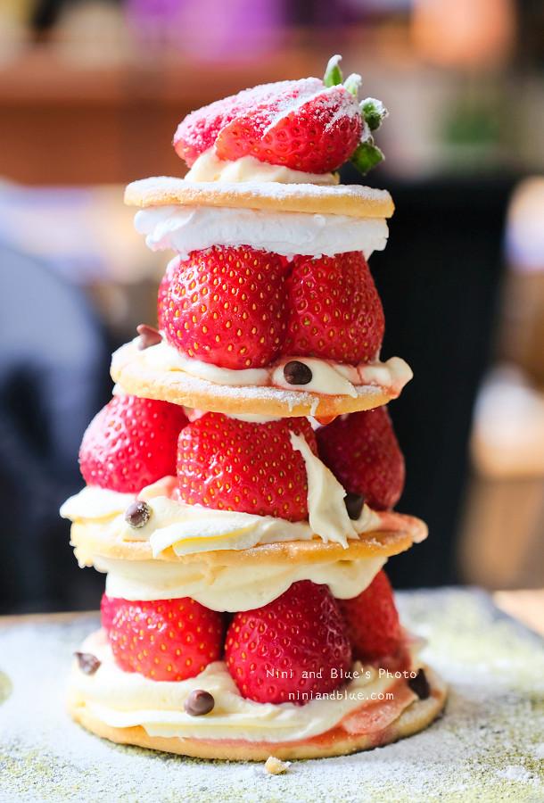 夏帕義大利麵-台中店.草莓塔0011