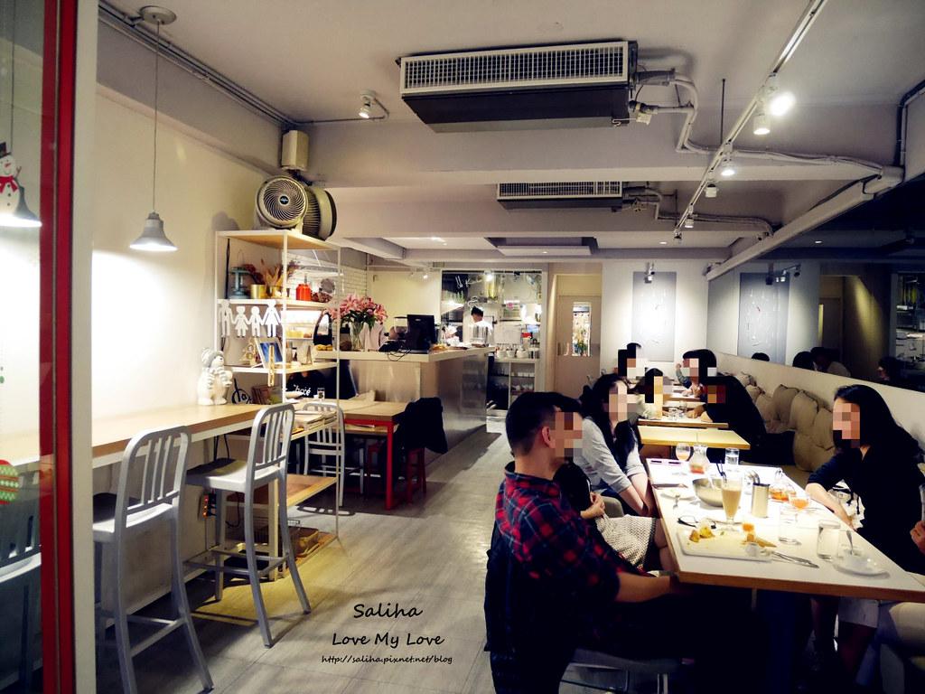 台北中山站義大利麵餐廳cafealamode (5)