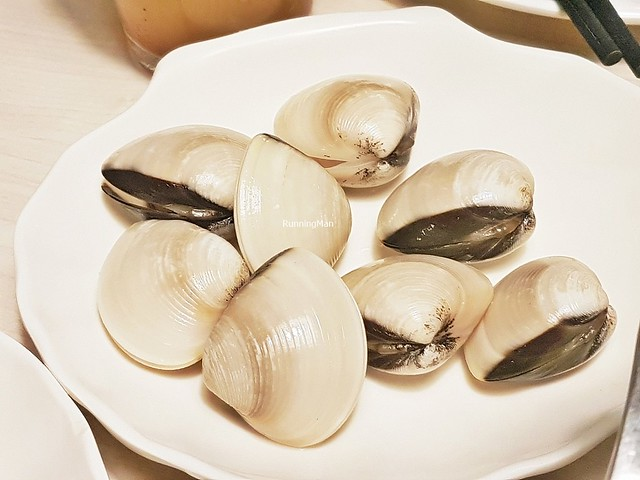 White Clams